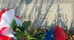 """Robert Cecil """"R.C."""" Allen"""