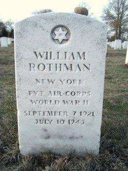 William Rothman
