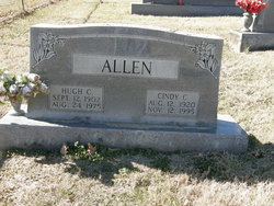 Hugh Charles Allen, SR