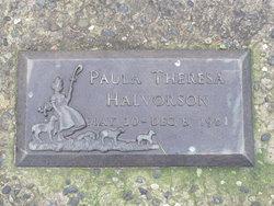 Paula Teresa Halvorson
