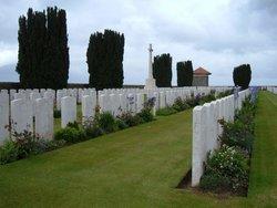 Vaulx Hill Cemetery