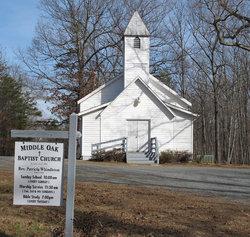 Middle Oak Baptist Church Cemetery