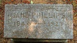 Jane P. <I>Joseph</I> Phillips