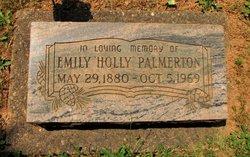 Emily Holly Palmerton