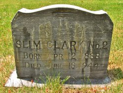 "William Marvin ""Slim"" Clark"
