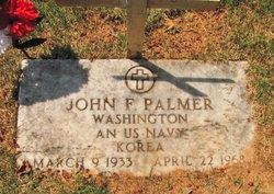 John Franklin Palmer