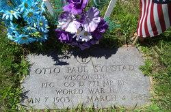 Otto Paul Synstad