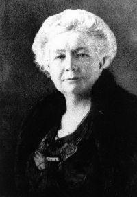 Anna <I>Sutherland</I> Bissell