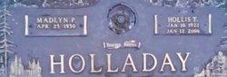 Hollis Thomson Holladay