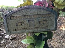 Mrs Lizzie Addie