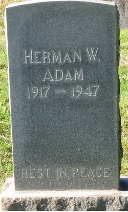 Herman W. Adam