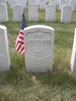 Pvt Ira W. Day