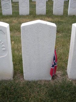 Pvt William McVicker