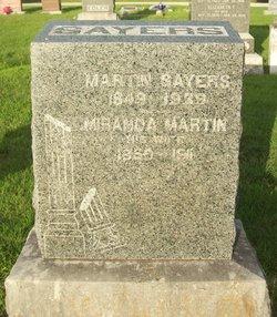 Martin Sayers