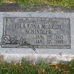Iola Schindler