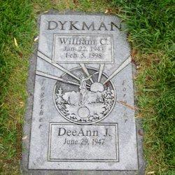 "William Clark ""Bill"" Dykman"