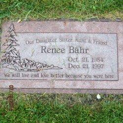 Renee Bahr