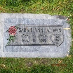 Sarah Lynn Baldwin