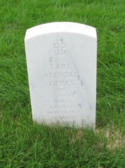 Earl Aloysius Derks