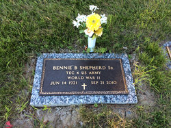 Bennie B Shepherd