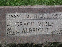 Grace Viola <I>Fierce</I> Albright