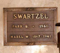 Mabel <I>Ware</I> Swartzel