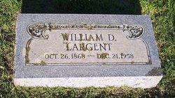 "William David ""Willy"" Largent"