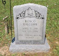 Roscoe Halcomb