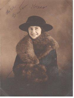 Alice Lee <I>Boston</I> McVoy