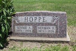 Minnie A. Hoppe