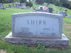 Levina Jane <I>Dunn</I> Shirk