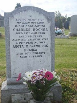 Agota <I>Mickevicious</I> Rochka