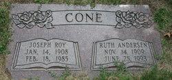Ruth <I>Andersen</I> Cone