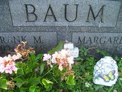 Margaret Elizabeth <I>McCreary</I> Baum