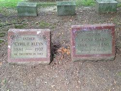 Cyril F Kleyn