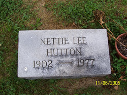 Nettie Lee Hutton