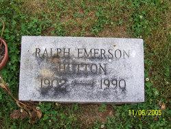 Ralph Emerson Hutton