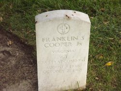 Franklin S Cooper, Jr