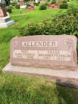 Benjamin Franklin Allender