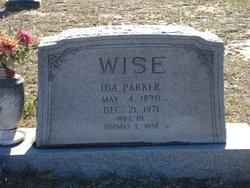 Ida Olympus <I>Parker</I> Wise