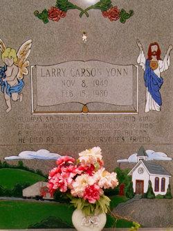 Larry Carson Yonn