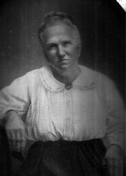 """Elizabeth Frances May """"Fannie"""" <I>Kirby</I> Crickenberger"""