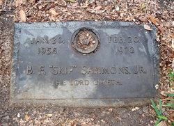 "Bobby Fred ""Skip"" Sammons, Jr"
