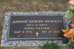Johnnie Erskine Hickman