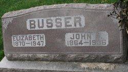 Elizabeth <I>Schmitt</I> Busser