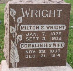 Milton S Wright