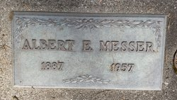 Albert Ernest Messer 1887 1957 Find A Grave Memorial