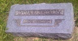 Lydia Lois Beckley