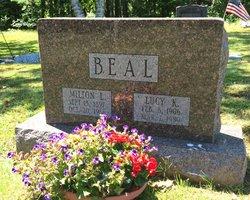 Lucy Elva <I>Kelley</I> Beal