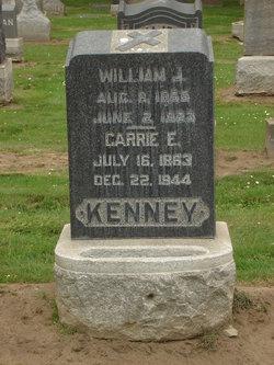William J Kenney